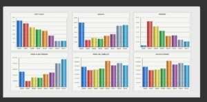 dati SIAE 2013 parchi divertimento