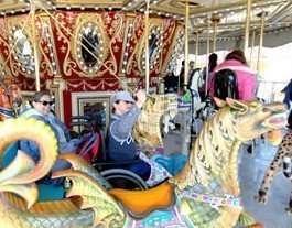 turismo accessibile linee guida accessibilità parchi divertimento