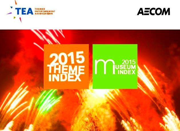 tea index rapporto parchi divertimento musei 2015