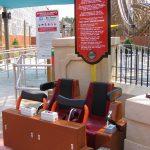 big boy seats test obesità parchi divertimento