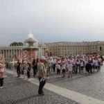 Papa Francesco riceve il mondo delle giostre e del circo