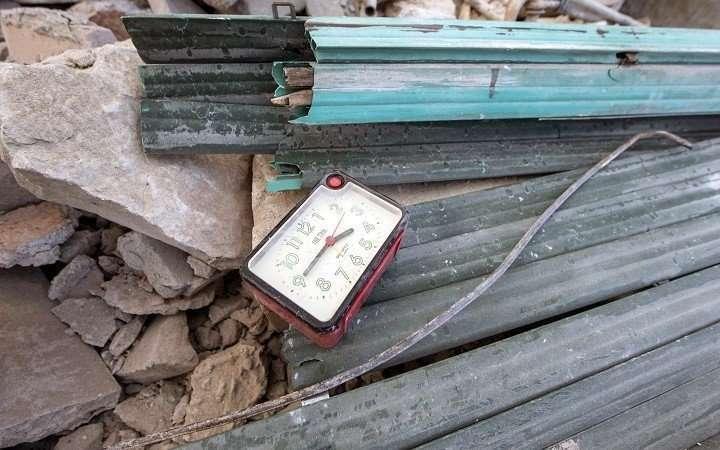 terremoto solidarietà parchi divertimento responsabilità sociale