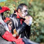 Un Halloween da paura, quello dei parchi divertimento: numeri mostruosi!
