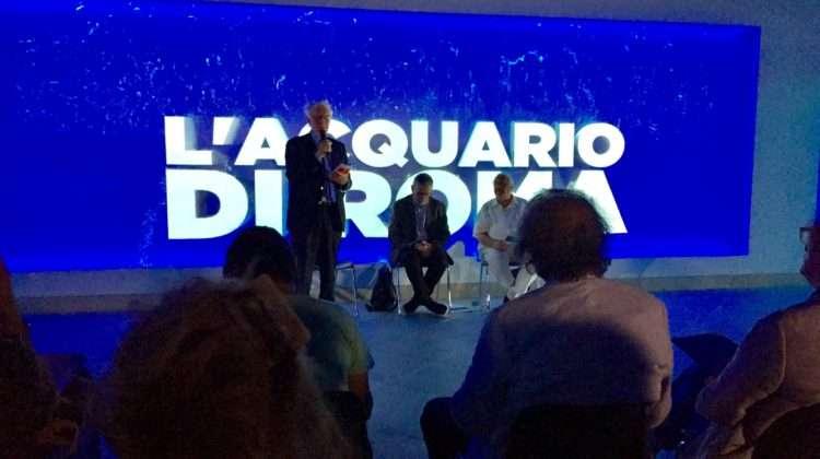 Acquario di Roma, alla conferenza stampa si parla di apertura nel 2019