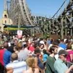 visitatori parchi divertimento in Italia 2017