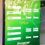 disservizi Europcar