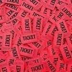 biglietti nominativi parchi divertimento